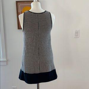 Cooperative Dresses - Cooperative mini dress retro print